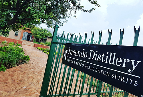 Join Incendo Distillery craft spirits journey
