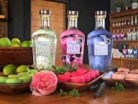 Gin and Macaroon Tasting