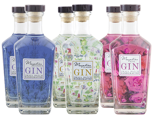 Best craft gin - Magalies Gin Box of 6