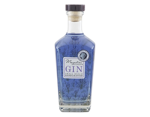 Magalies Lavender Gin 750ml Bottle Front