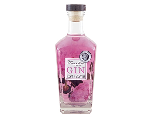 Magalies Rose Gin 750ml Bottle Front