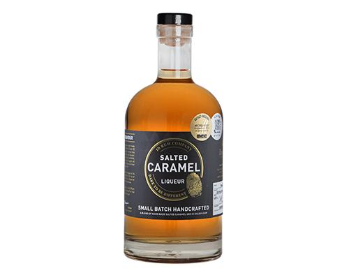 Salted Caramel Rum Liqueur (750ml)