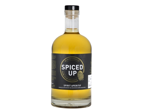 African Spiced Rum - ID Spiced Up