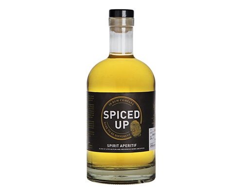 Spiced Up Rum - ID Rum Collection