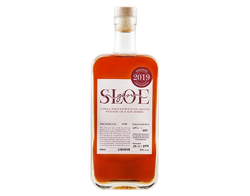 Sloe Gin Liqueur South Africa
