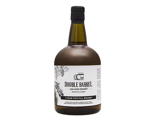 Potstill Brandy - Double Barrel