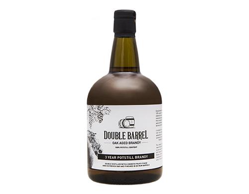 Potstill Brandy - Double Barrel