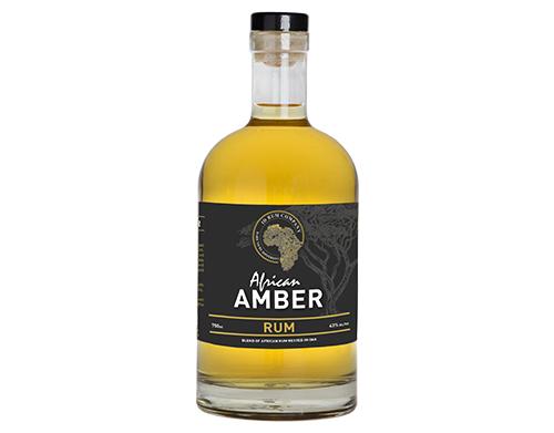 Afican Golden Rum